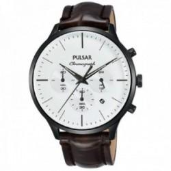 Reloj Pulsar hombre PT3895X1 Regular acero inoxidable correa piel