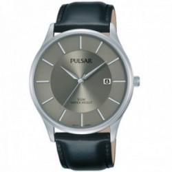 Reloj Pulsar hombre PS9545X1 Regular acero inoxidable correa piel