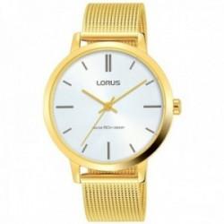 Reloj Lorus mujer RG264NX9 acero inoxidable correa malla milanesa