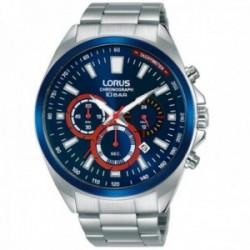 Reloj Lorus hombre RT377HX9 Sports multifunción acero inoxidable