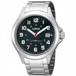 Reloj Lorus hombre RXH01IX9 Sports acero inoxidable