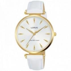 Reloj Lorus mujer RG240PX8 acero inoxidable correa piel