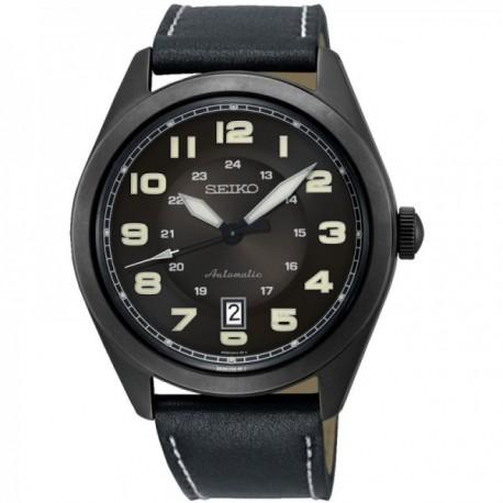 Reloj Seiko hombre SRPC89K1 Neo Sports automático IP negro acero inoxidable
