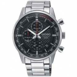 Reloj Seiko hombre SSB313P1 Neo Sports Crono Easy Removal Link acero inoxidable