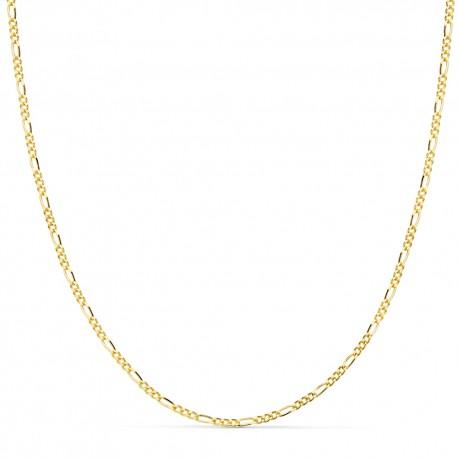 Cadena oro 18k maciza cartier 60 cm. 1 mm. 3.75 grs. [9454]