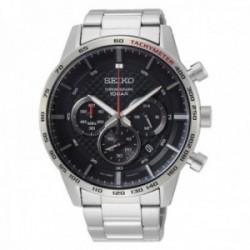 Reloj Seiko Hombre SSB355P1 Neo Sports  Acero Inoxidable Cuarzo Crono Taquímetro