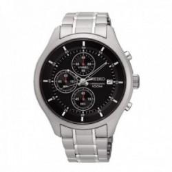 Reloj Seiko Hombre SKS539P1 Neo Sports Acero Inoxidable Cronómetro Visualización Fecha