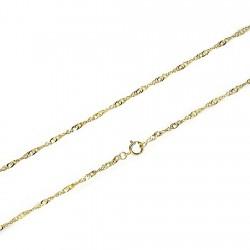 Cadena Gold Filled 14k/20 50cm. singapur 2,20mm. [5752]