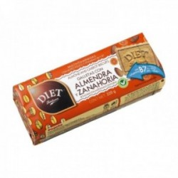 Diet Galletas Almendra Zanahoria - 220 gr.