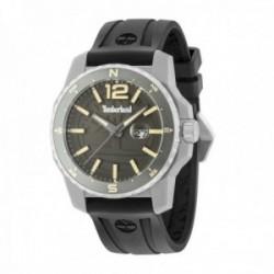 Reloj Timberland hombre 15042JPGYS-13AP Westmore acero inoxidable visualización fecha