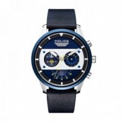 Reloj Police hombre R1471607008 Vesterbro acero inoxidable piel tres esferas