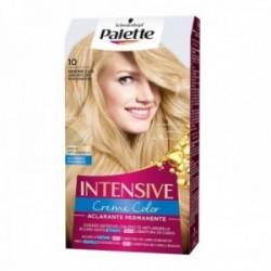 Pack 3 uds. Schwarzkopf Palette Tinte Intensive Creme Color Rubio Muy Claro Nº 10