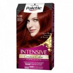Pack 3 uds. Schwarzkopf Palette Tinte Intensive Creme Color Rojo Rubí Nº 6.88