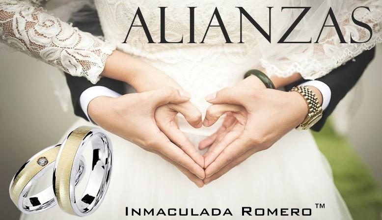Joyería relojería online alianzas para bodas matrimoniales y enlaces