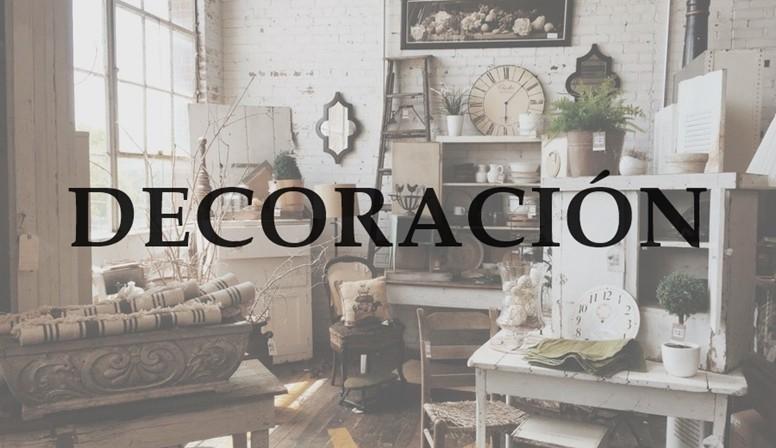 Decoración para el hogar, figuras, bustos, cristal y mucho más
