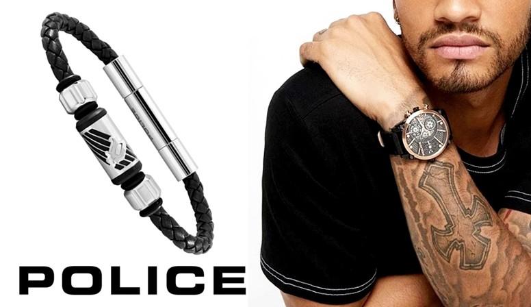 joyas relojes police marca moda hombre