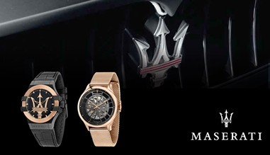 maserati-joyas-relojes-bolígrafos-llaveros-gemelos-marca