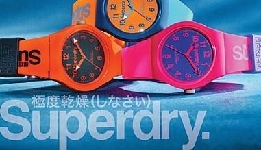 Superdry relojes