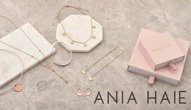 Ania Haie artículos de alta joyería en plata