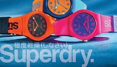 Las últimas novedades de Superdry Watches